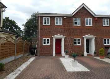 Thumbnail 2 bed end terrace house to rent in Kimberley Gate, 31 Oaklands Road, Bromley, Kent