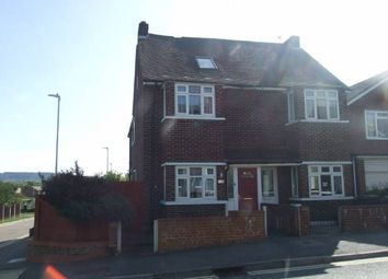 Thumbnail 4 bed semi-detached house for sale in Malling Road, Snodland