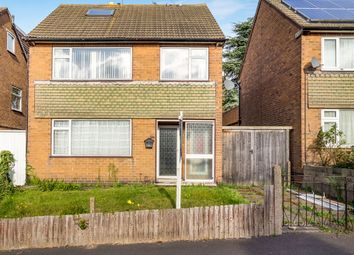 Thumbnail 3 bed detached house for sale in Darley Road, Nottingham
