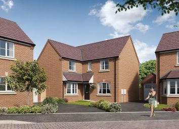 Thumbnail 4 bed detached house for sale in Keepers Cross, Tividale, Oldbury