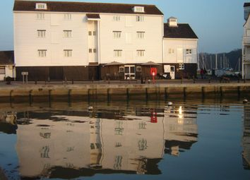 Thumbnail 2 bed flat to rent in Tide Mill Way, Woodbridge