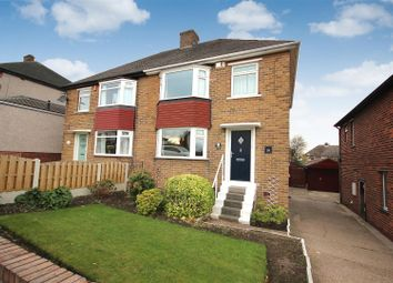 Thumbnail 3 bed semi-detached house for sale in Kirkdale Crescent, Sheffield