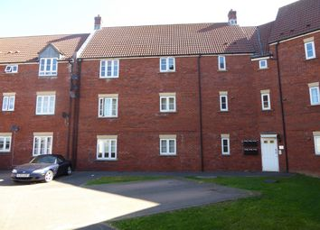 Thumbnail 2 bed flat for sale in Hawks Rise, Yeovil
