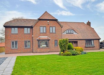 Thumbnail 4 bedroom detached house for sale in Withernwick Road, Great Hatfield, East Yorkshire