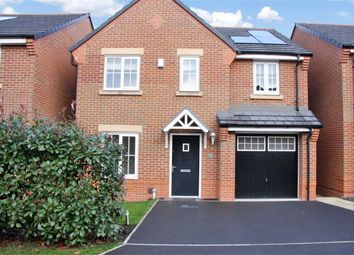 Thumbnail 4 bed detached house for sale in Darwin Drive, Leyland