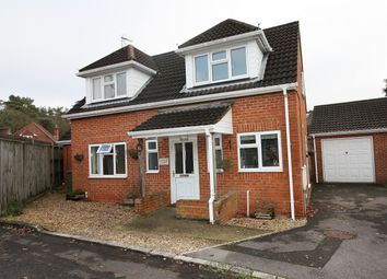 Thumbnail 4 bed detached house for sale in Lytham Close, Whitehill, Bordon