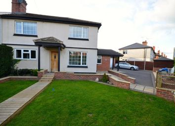 Thumbnail 4 bed semi-detached house for sale in Scropton Road, Hatton, Derby, Derbyshire
