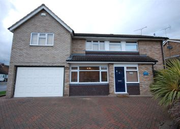 Thumbnail 5 bed detached house for sale in Longfield Road, South Woodham Ferrers, Essex