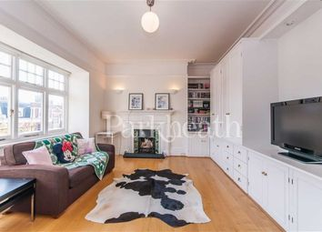 Thumbnail 3 bed flat to rent in Cannon Hill, West Hampstead, London