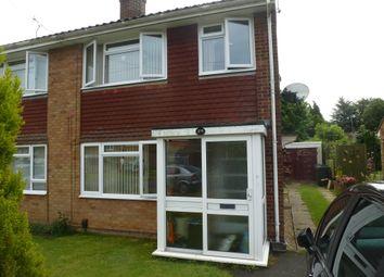 Thumbnail 3 bed semi-detached house to rent in Tritton Fields, Kennington, Kennington, Ashford, Kent