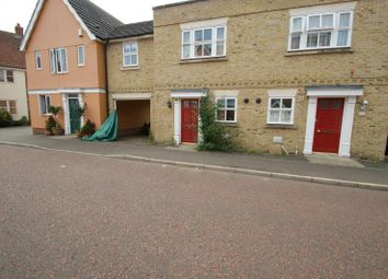Thumbnail 3 bed terraced house to rent in Mascot Square, Colchester
