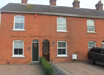 Thumbnail 3 bed cottage for sale in Castle Street, Portchester, Fareham