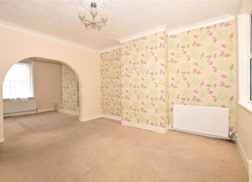 Thumbnail 2 bed terraced house for sale in Mount Road, Chatham, Kent