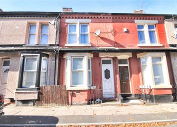 Thumbnail 2 bed terraced house for sale in Moore Street, Bootle