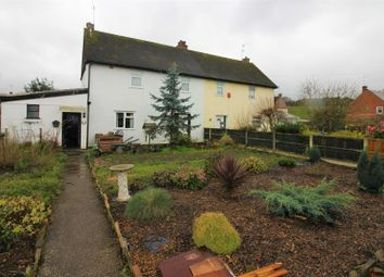 Thumbnail 3 bed semi-detached house for sale in Hemington Lane, Lockington