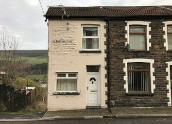 Thumbnail 2 bedroom end terrace house for sale in 1A Gladstone Street, Mountain Ash, Aberdare, Rhondda Cynon Taff