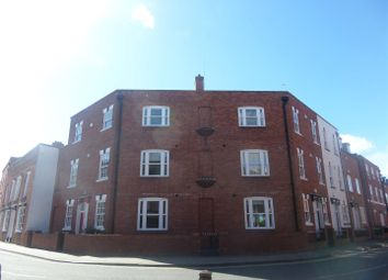 Thumbnail 2 bed flat for sale in Charter Mews, Sandford Street, Lichfield