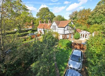 Thumbnail 3 bed end terrace house to rent in Barbers Cottages, Rectory Lane, Charlwood, Horley