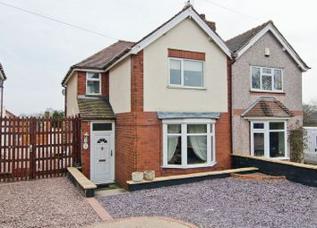 Thumbnail Semi-detached house to rent in Pye Green Road, Hednesford, Cannock