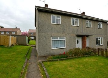 Thumbnail 3 bed semi-detached house for sale in Broom Drive, Grassmoor, Chesterfield