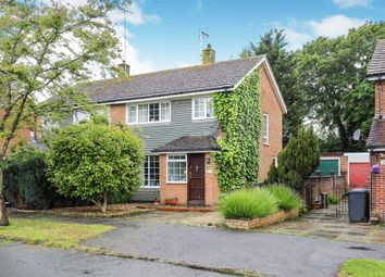 Thumbnail 3 bed semi-detached house for sale in Meadow Lane, Burgess Hill