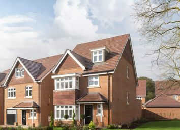 Thumbnail 4 bed detached house for sale in Woodlands Avenue, Earley, Reading