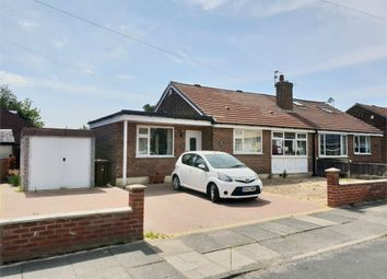 Thumbnail 2 bed semi-detached bungalow for sale in Salisbury Road, Radcliffe, Manchester