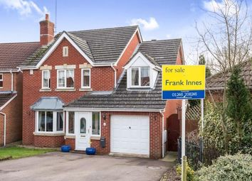 Thumbnail 4 bed detached house for sale in Joseph Fletcher Drive, Wingerworth, Chesterfield, Derbyshire