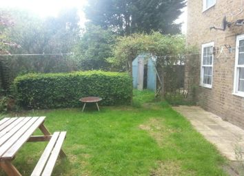 Thumbnail 3 bed flat to rent in Brockill Crescent, London