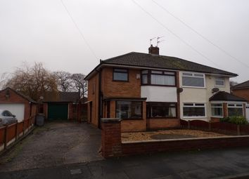 Thumbnail 3 bed semi-detached house to rent in Ballard Road, West Kirby, Wirral