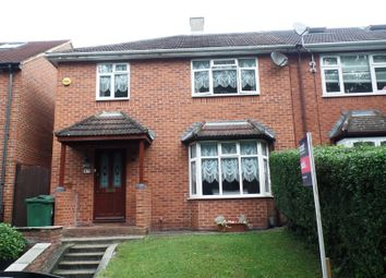 Thumbnail 3 bed semi-detached house for sale in Yardley Lane, Chingford