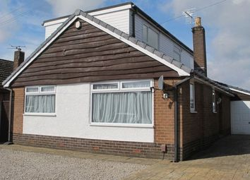 Thumbnail 4 bed detached bungalow to rent in Delany Drive, Freckleton, Preston