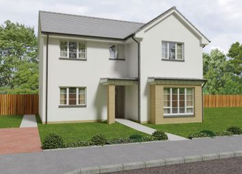 Thumbnail 4 bed detached house for sale in The Spey, Burngreen Brae, Stirling Road, Kilsyth