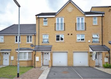 Thumbnail 4 bed town house for sale in Primrose Way, Horbury, Wakefield