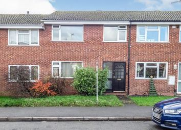 Thumbnail 3 bed terraced house for sale in Trevelyan Crescent, Stratford-Upon-Avon, Warwickshire