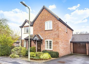 Thumbnail 2 bed semi-detached house for sale in Torridge Drive, Didcot