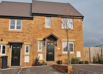 Thumbnail 3 bed end terrace house for sale in Barnett Way, Lydney