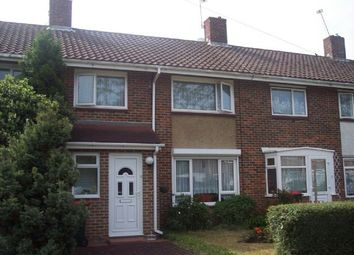 Thumbnail 3 bed terraced house to rent in Juniper Road, Crawley