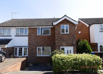 Thumbnail 3 bed semi-detached house to rent in Chatsworth Crescent, Ipswich