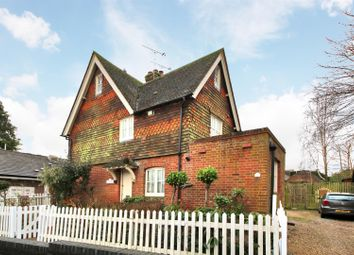 Thumbnail 2 bed semi-detached house for sale in London Road, Westerham