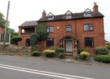 Thumbnail 5 bed detached house for sale in Burton Road, Elford, Tamworth