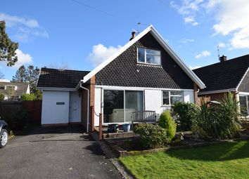 Thumbnail 4 bed detached bungalow for sale in Ashford Close, Croesyceiliog, Cwmbran