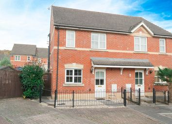 Thumbnail 2 bed semi-detached house for sale in Clos Afon Llwyd, Pontypool