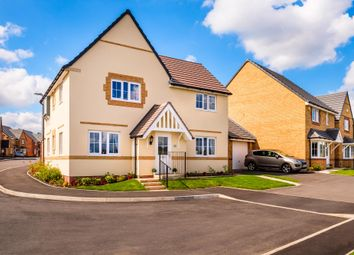 """Thumbnail 4 bedroom detached house for sale in """"Lincoln"""" at Hampton Dene Road, Hereford"""