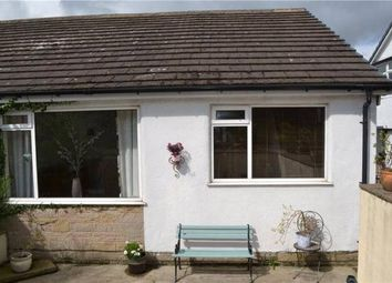 Thumbnail 2 bed semi-detached bungalow for sale in Brow Top Road, Haworth, West Yorkshire