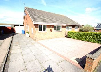 2 bed bungalow for sale in Drake Close, Eaton Park, Stoke-On-Trent ST2