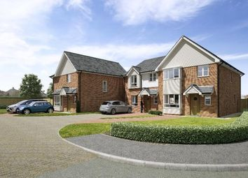 Thumbnail 3 bed detached house for sale in Church Road, Buckley