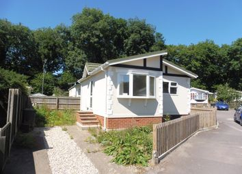 Thumbnail 1 bed mobile/park home for sale in Ashley Wood, Tarrant Keyneston, Blandford Forum