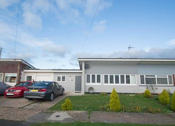 Thumbnail 3 bed bungalow for sale in The Square, Pevensey Bay, Pevensey