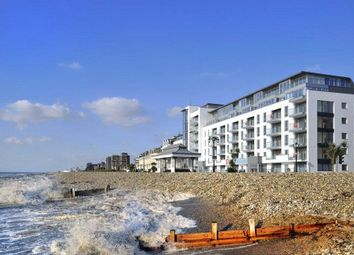 The Beach Residences, Marine Parade, Worthing, West Sussex BN11. 3 bed flat for sale